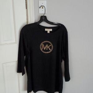 Michael Kors Logo Studded Tunic